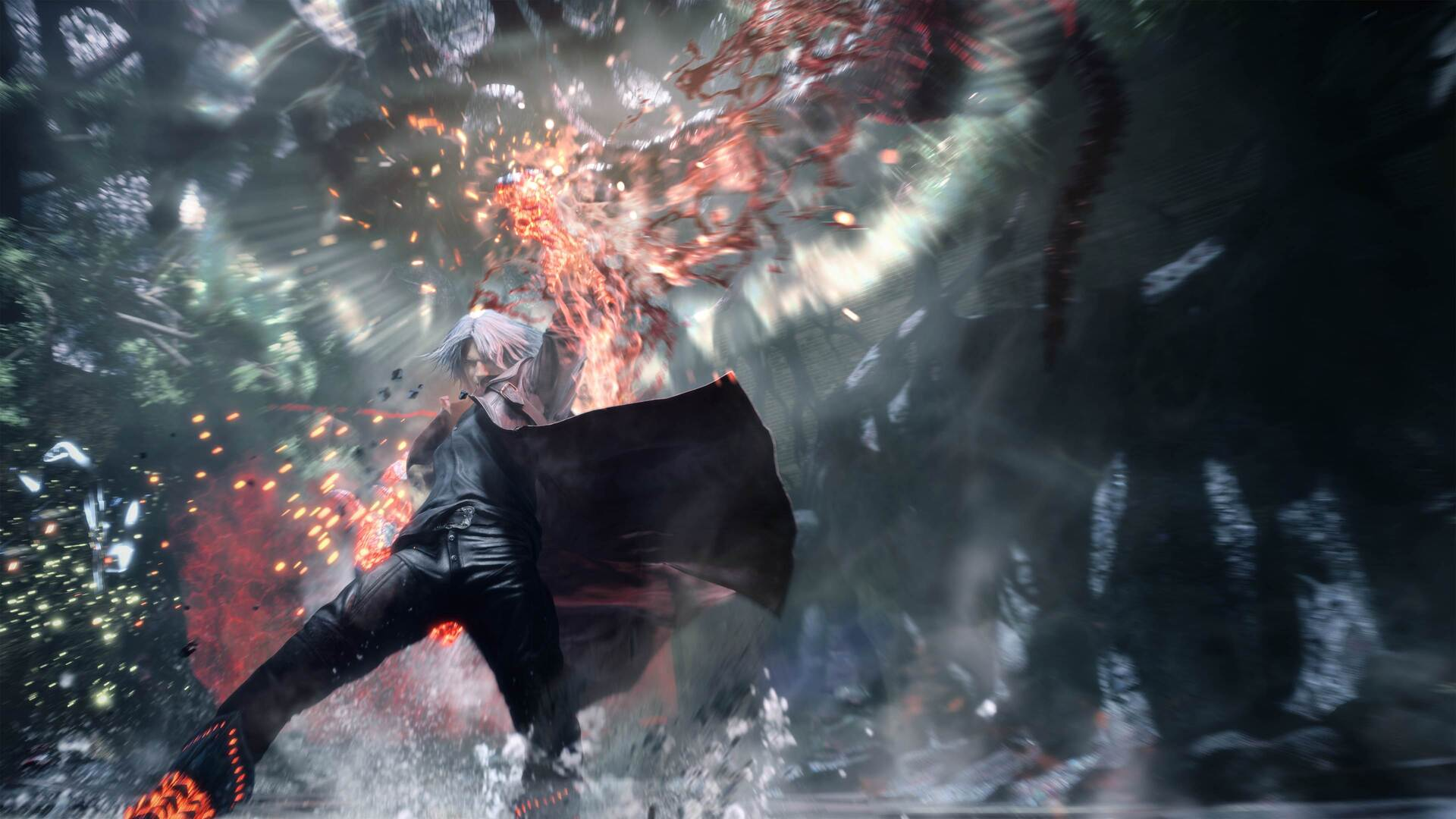 1920x1080 Devil May Cry 5 4k 2019 Game Laptop Full Hd 1080p Hd 4k