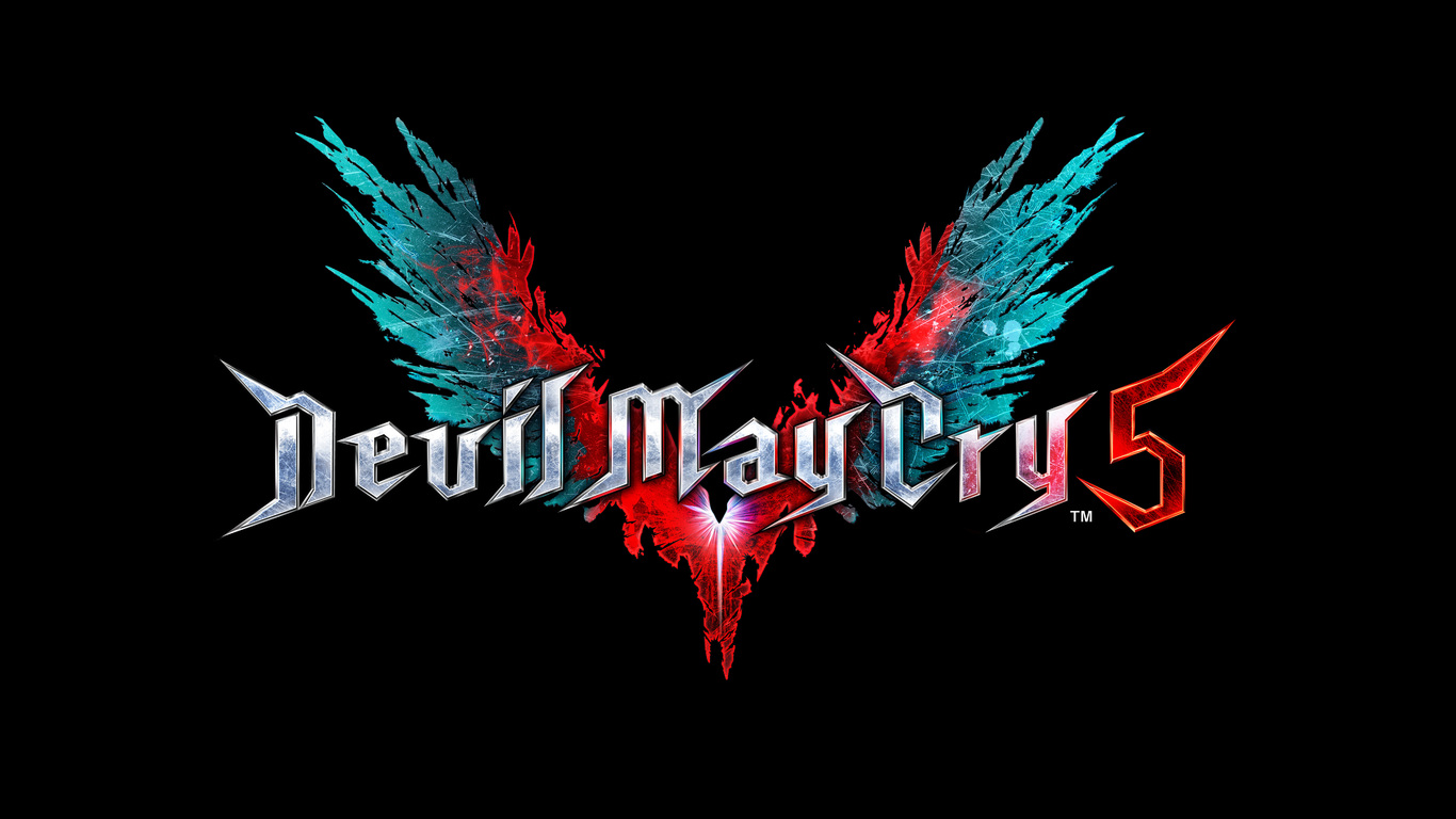 1366x768 Devil May Cry 5 Logo 5k 1366x768 Resolution Hd 4k Wallpapers Images Backgrounds Photos And Pictures