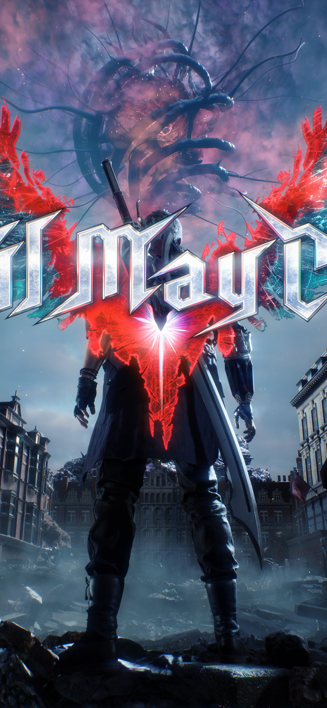 1125x2436 Devil May Cry 5 Ultra Hd Iphone Xsiphone 10