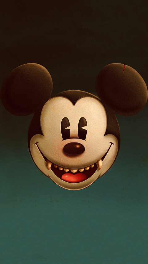 devil mickey mouse yw