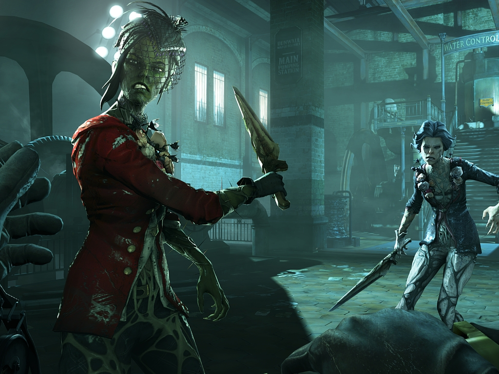 1024x768 Dishonored 2 1024x768 Resolution HD 4k Wallpapers ...