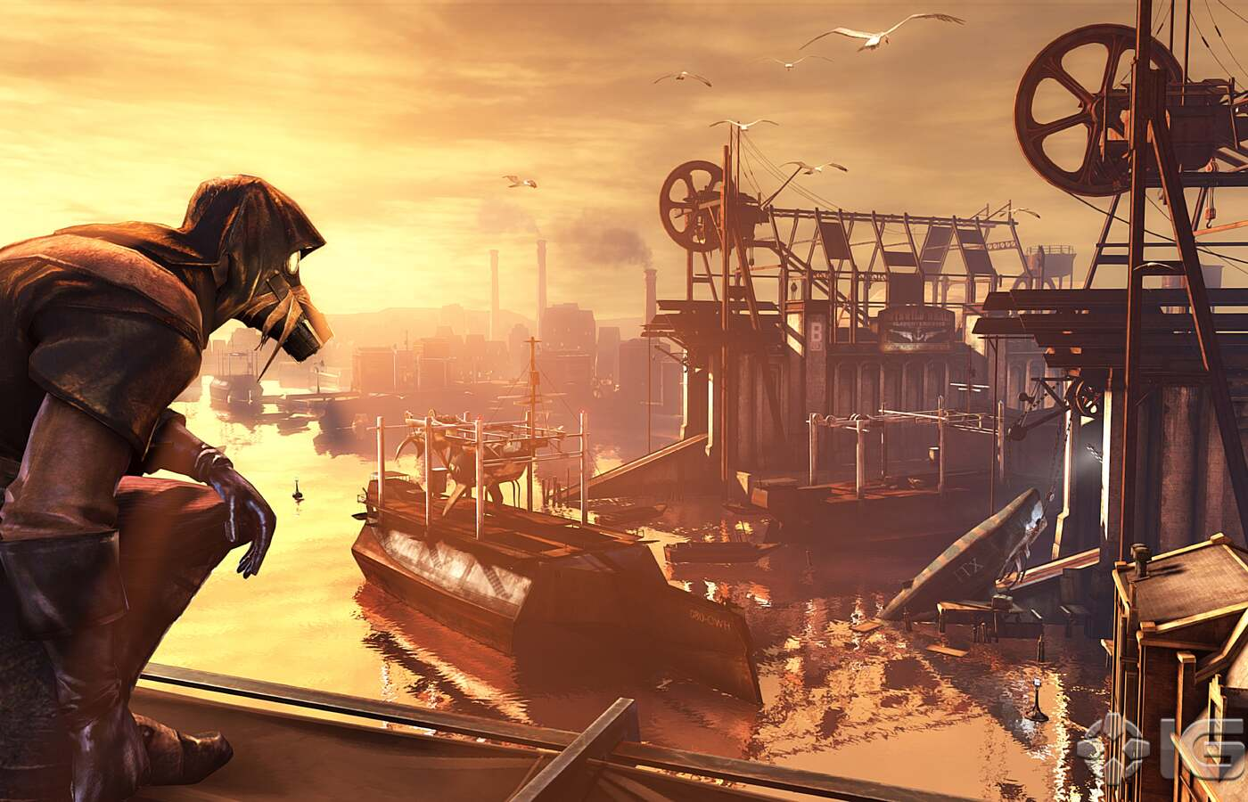 1400x900 Dishonored The Knife Of Dunwall 1400x900 ...
