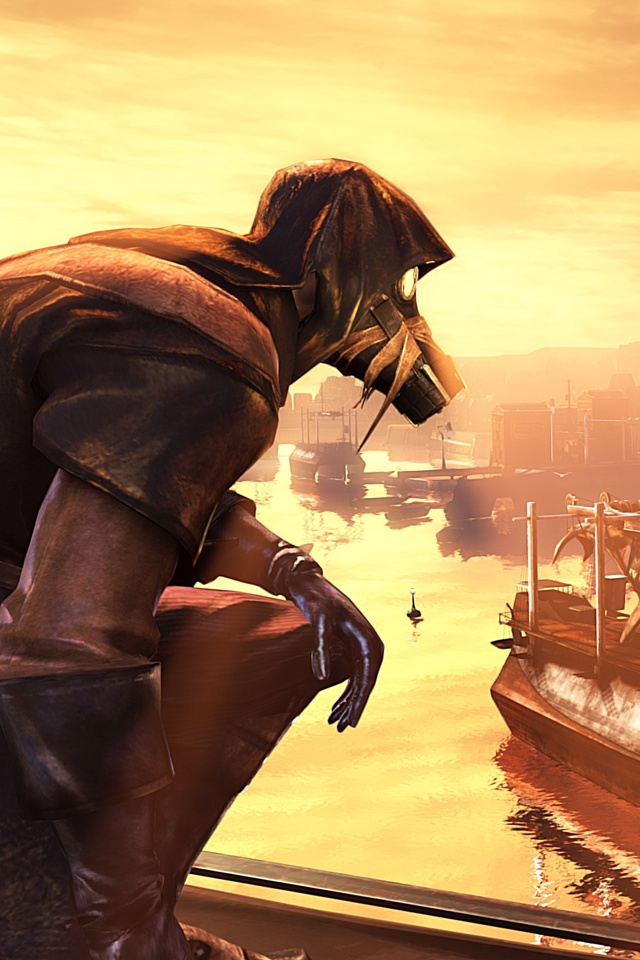 640x960 Dishonored The Knife Of Dunwall iPhone 4, iPhone ...