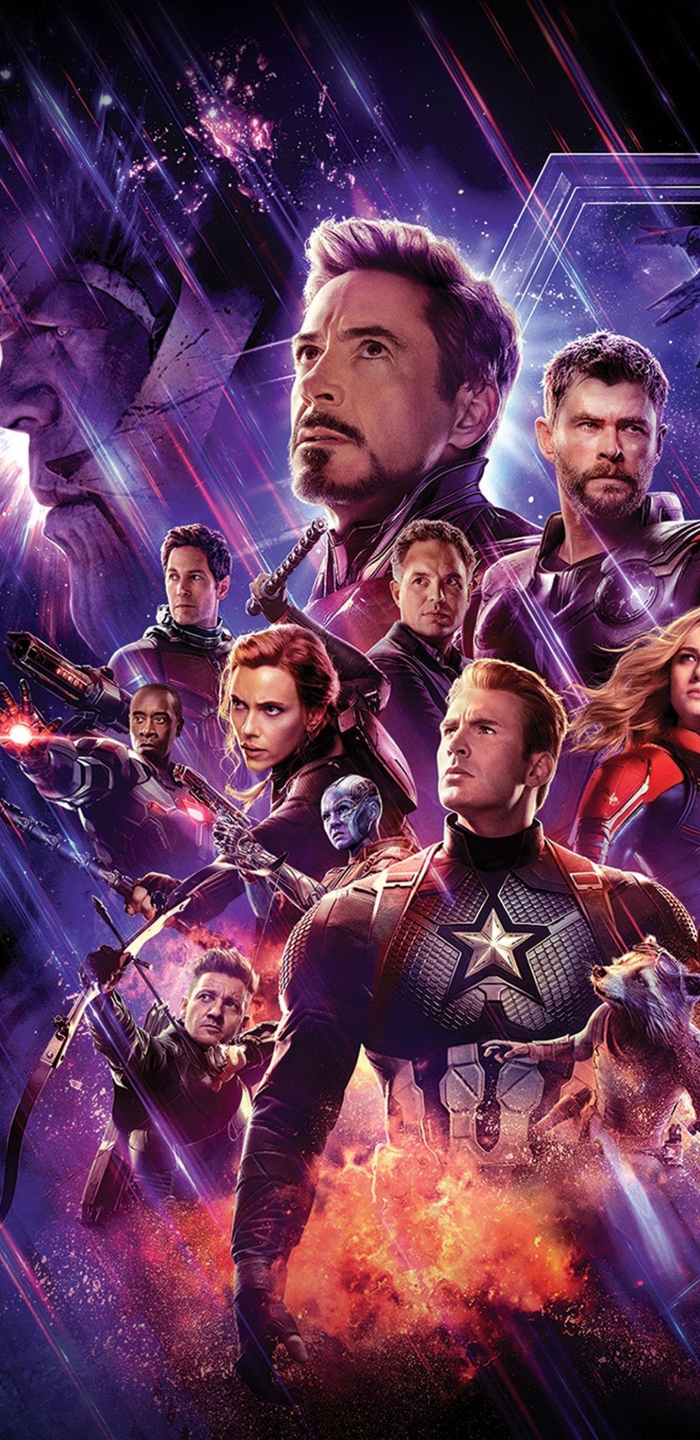 1440x2960 Disney Plus Avengers Endgame 4k Samsung Galaxy ...
