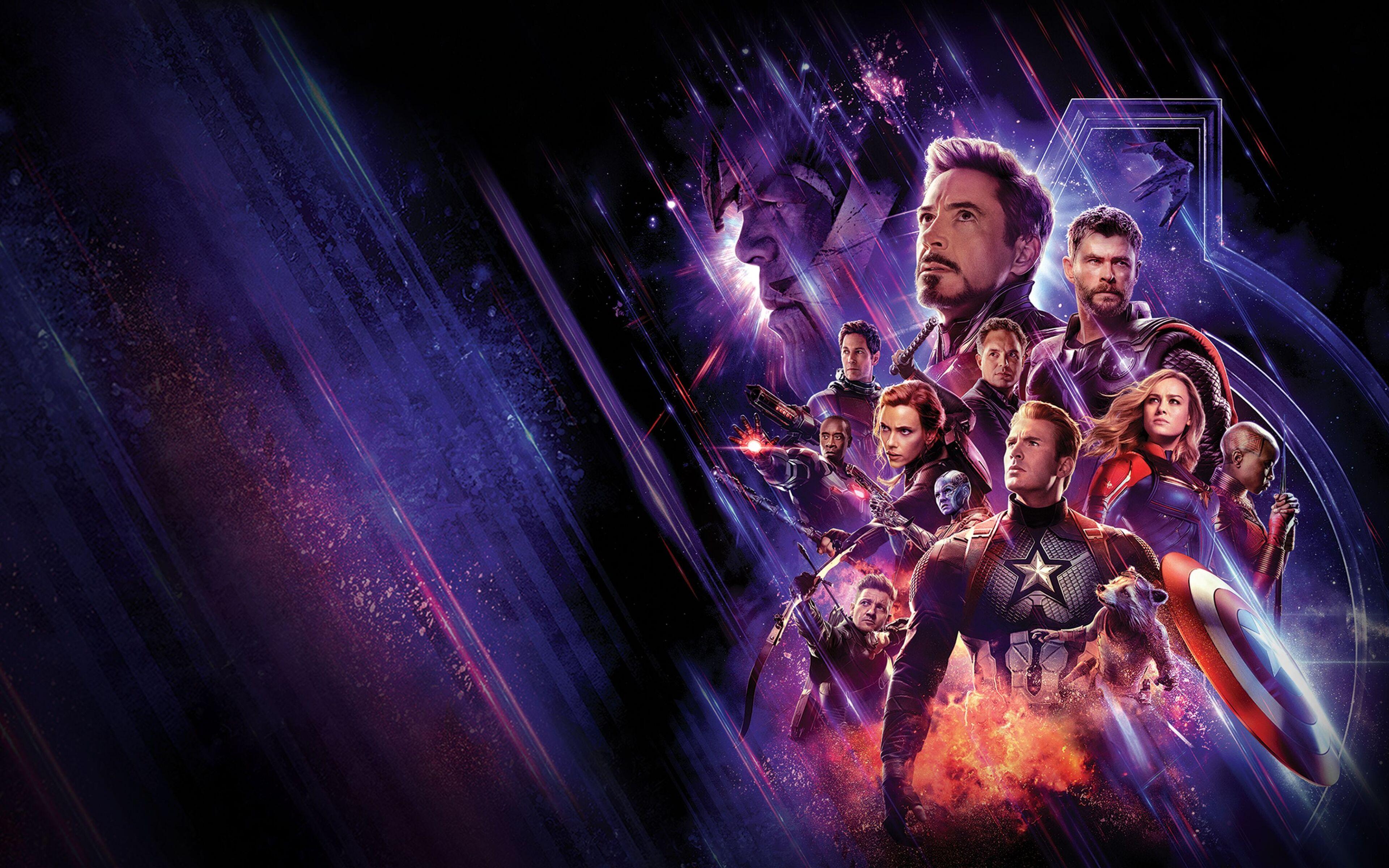 3840x2400 Disney Plus Avengers Endgame 4k 4k HD 4k ...