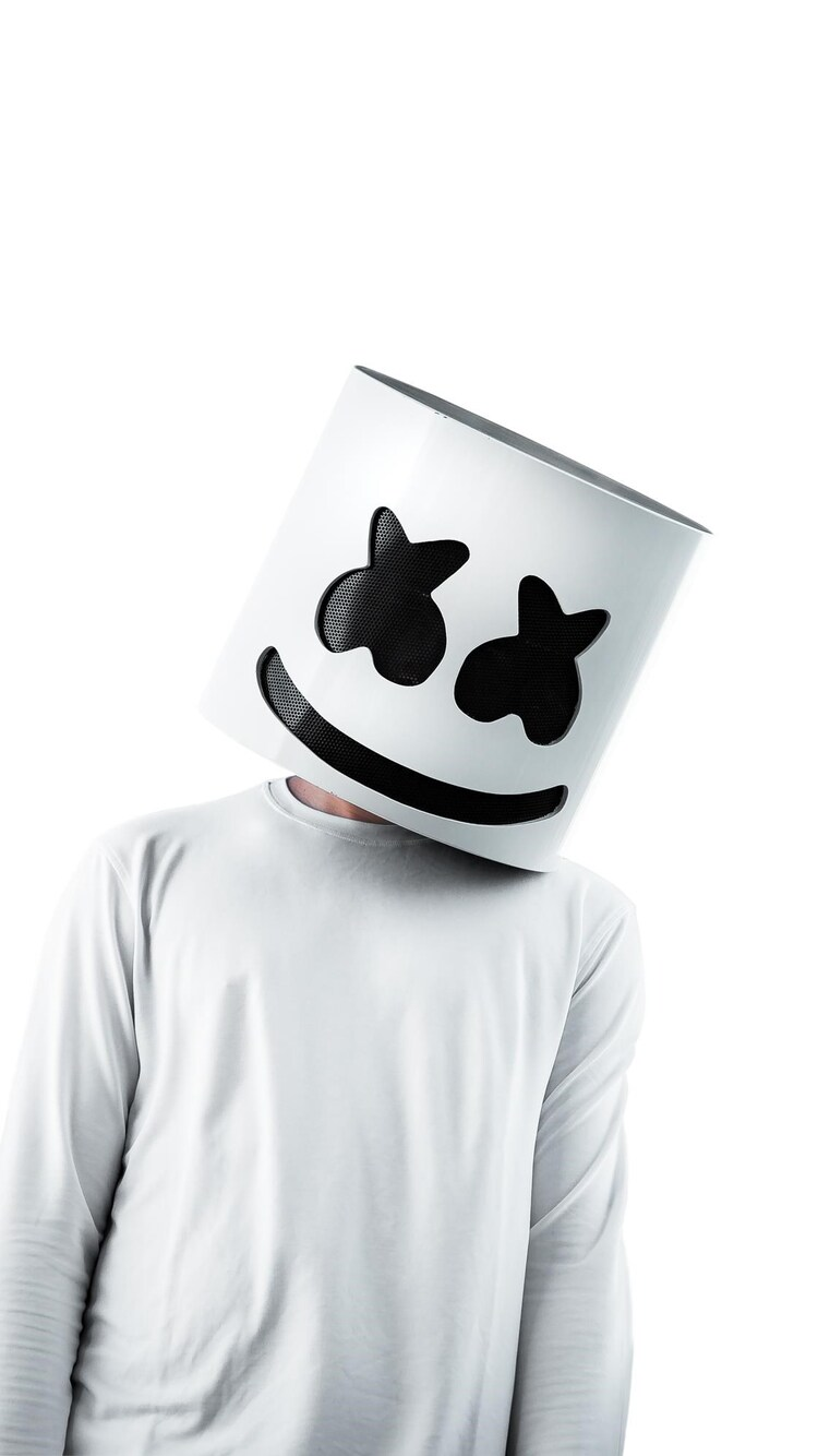 Iphone 6 Wallpaper Marshmello