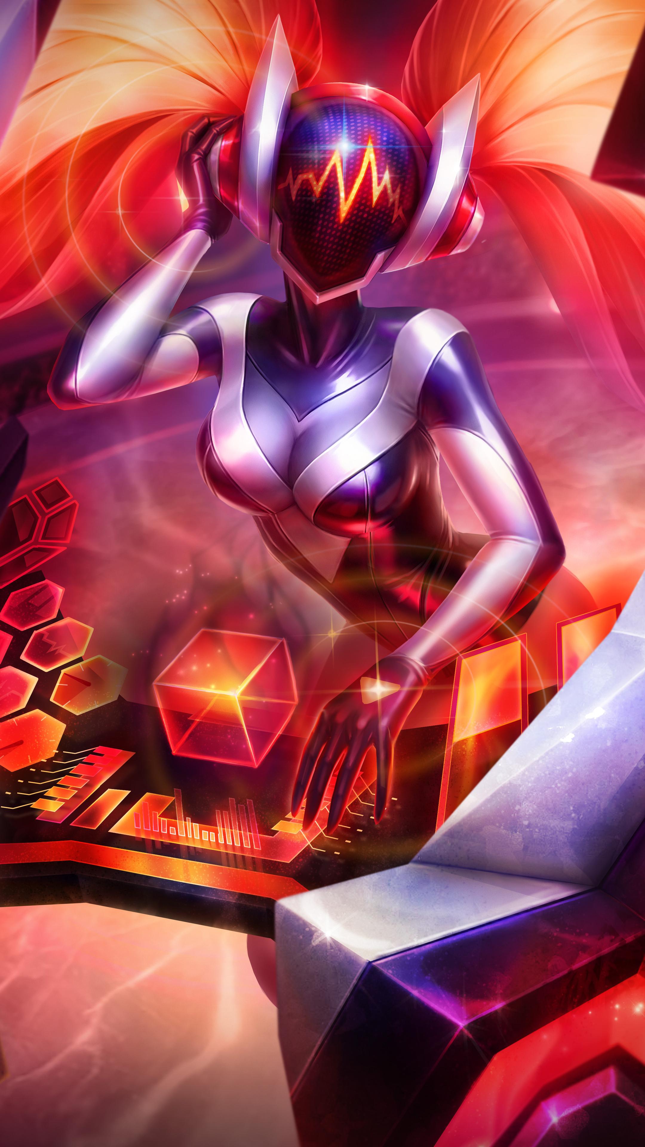 Dj Sona League Of Legends