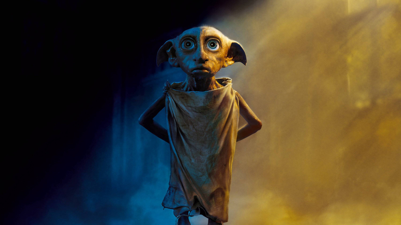 1366x768 Dobby The House Elf Harry Potter 1366x768