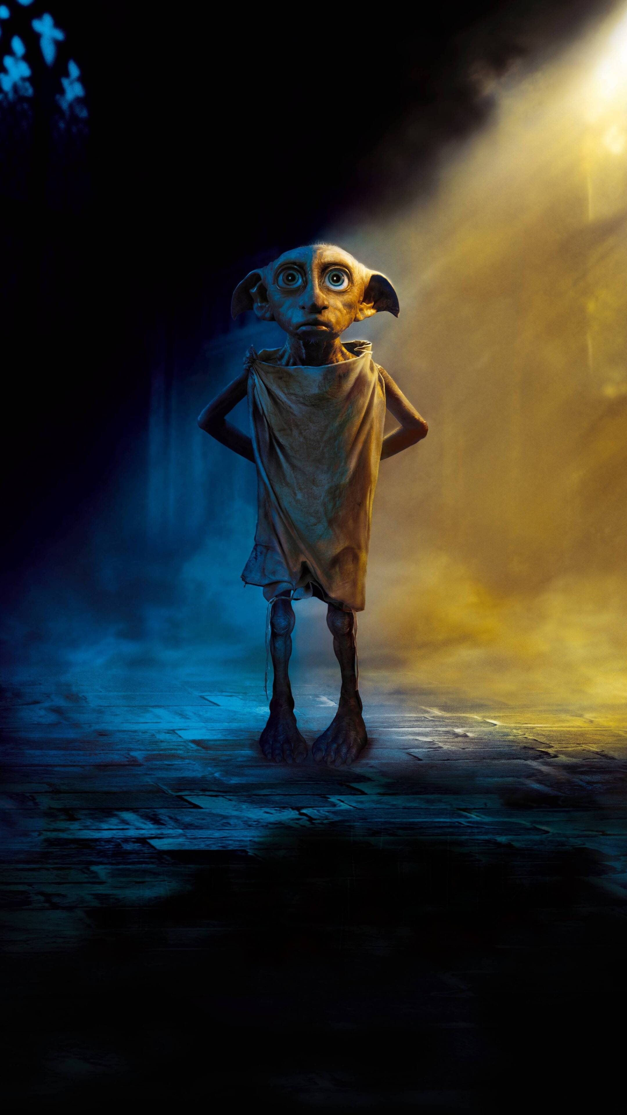 Amazing Wallpaper Harry Potter Android Phone - dobby-the-house-elf-harry-potter-a9-2160x3840  You Should Have_873846.jpg