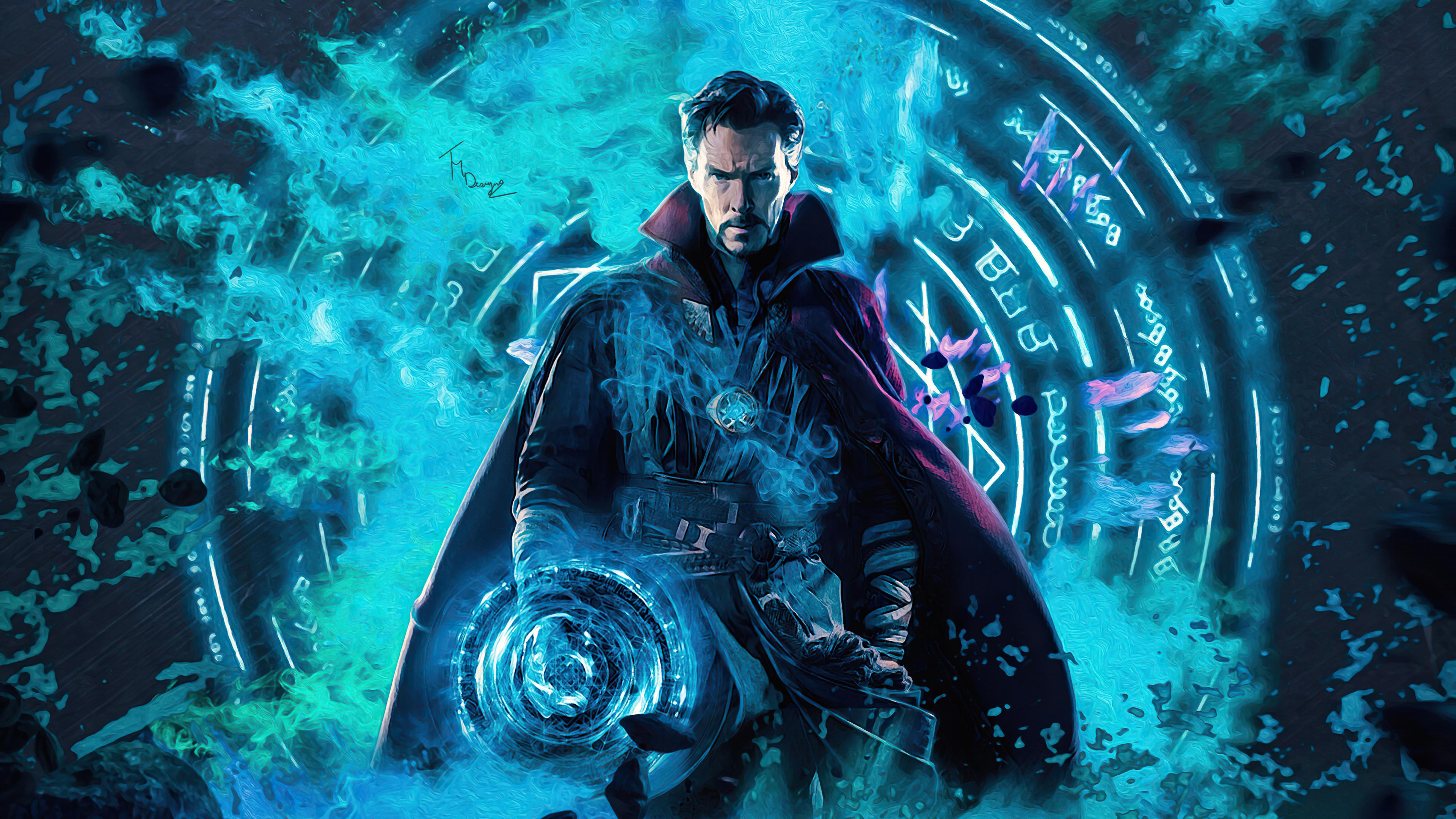 3840x2160 Doctor Strange 4k Artwork 2020 4k HD 4k ...