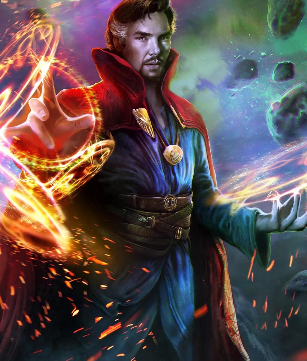 1024x1204 Doctor Strange Fan Art 1024x1204 Resolution HD ...