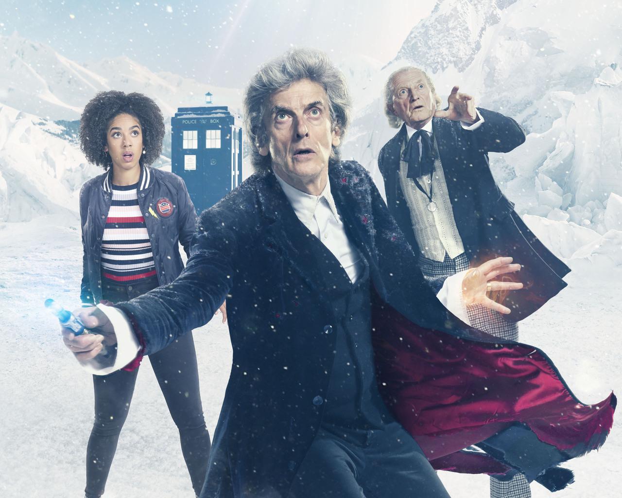 1280x1024 Doctor Who Season 10 Christmas Special 5k 1280x1024