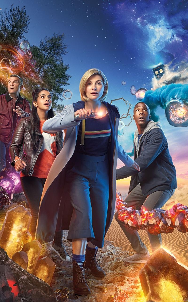 800x1280 Doctor Who Season 11 4k 2018 Nexus 7 Samsung Galaxy Tab