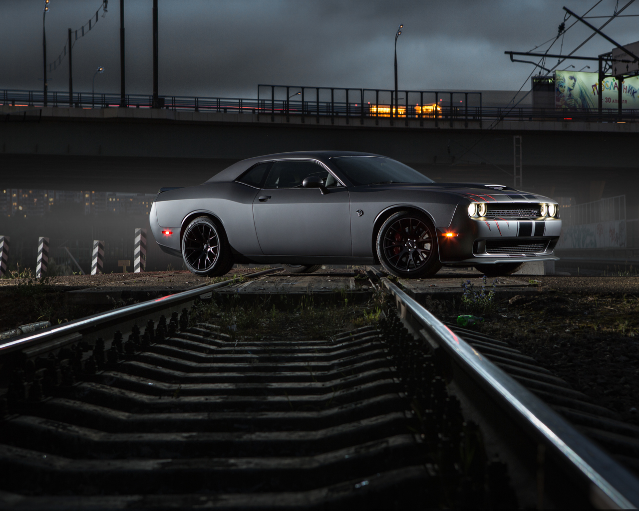 1280x1024 Dodge Challenger Srt Hellcat 4k 2019 1280x1024 Resolution Hd 4k Wallpapers Images Backgrounds Photos And Pictures