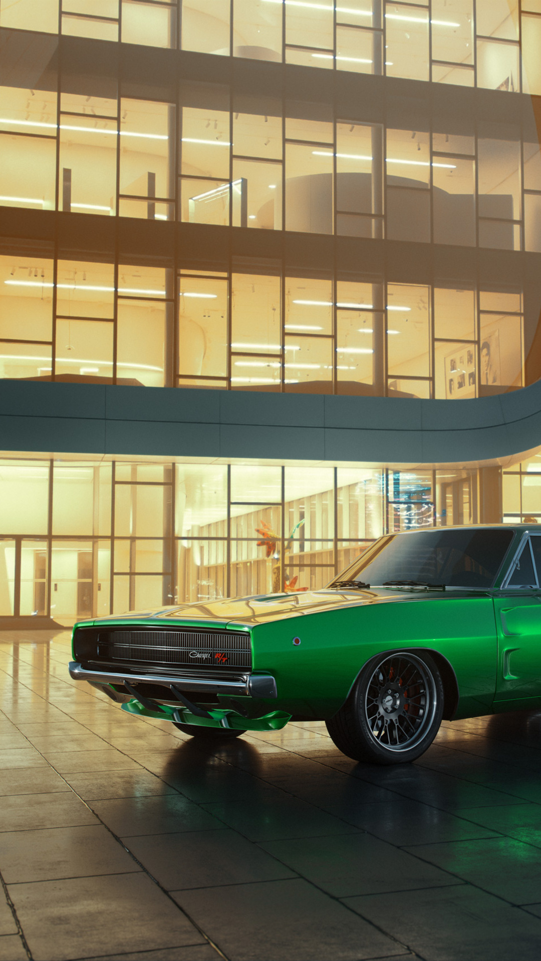 dodge charger 1969 rt 0d