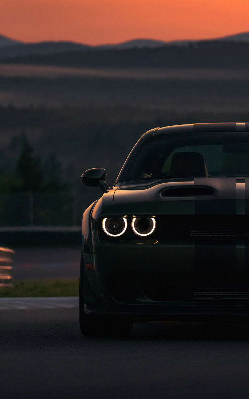 800x1280 Dodge Charger Srt Hellcat 2019 4k Nexus 7 Samsung Galaxy Tab 10 Note Android Tablets Hd 4k Wallpapers Images Backgrounds Photos And Pictures