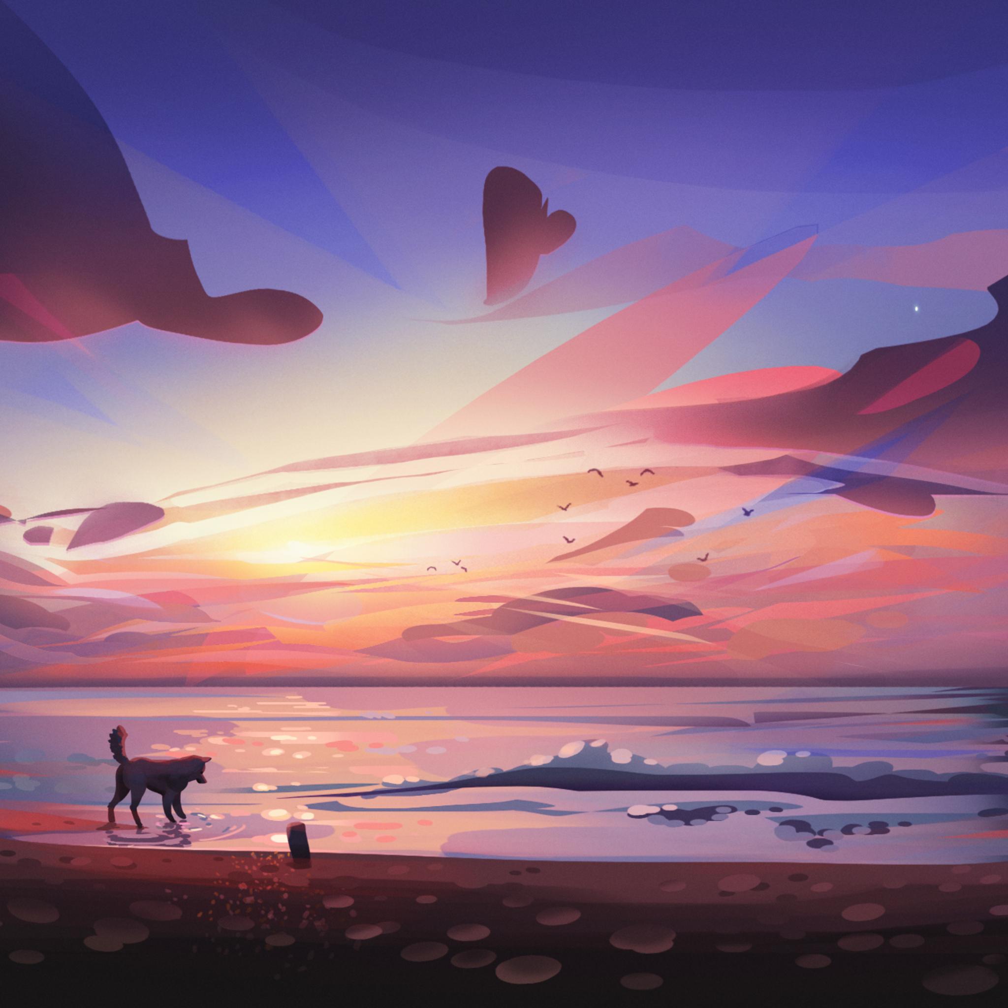 dog-beach-minimal-art-ke.jpg
