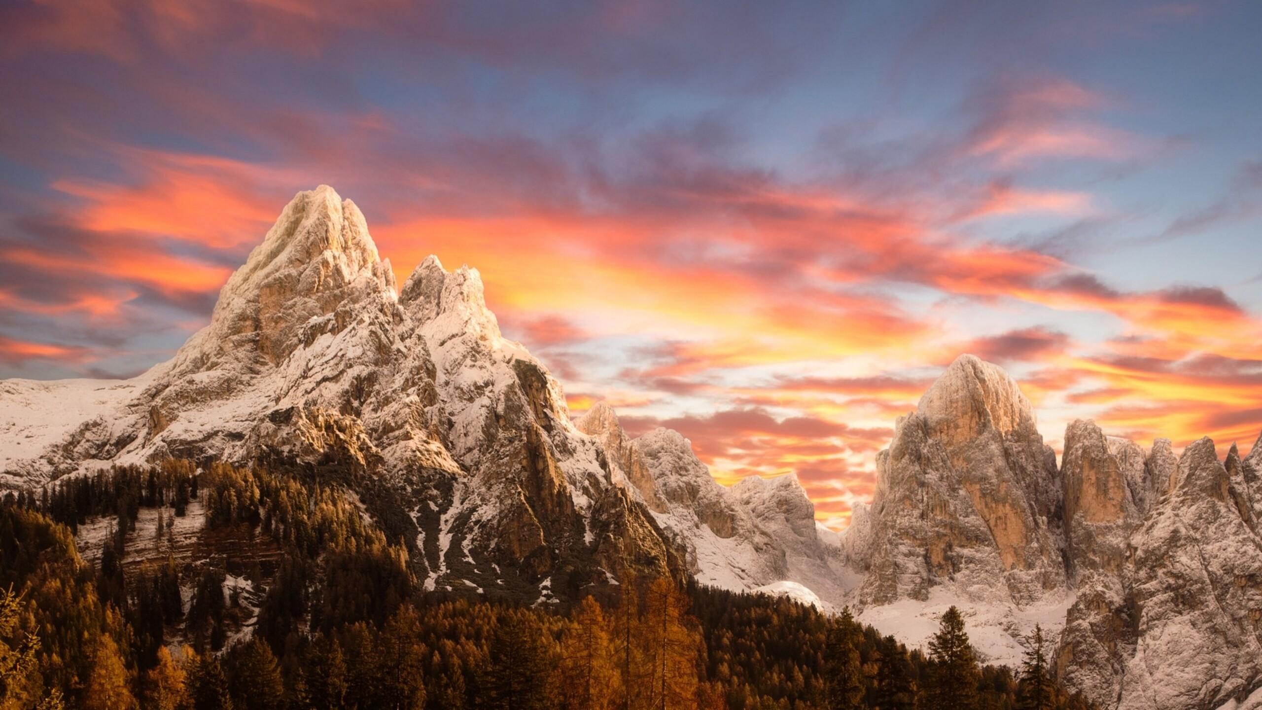 Вершины гор скачать