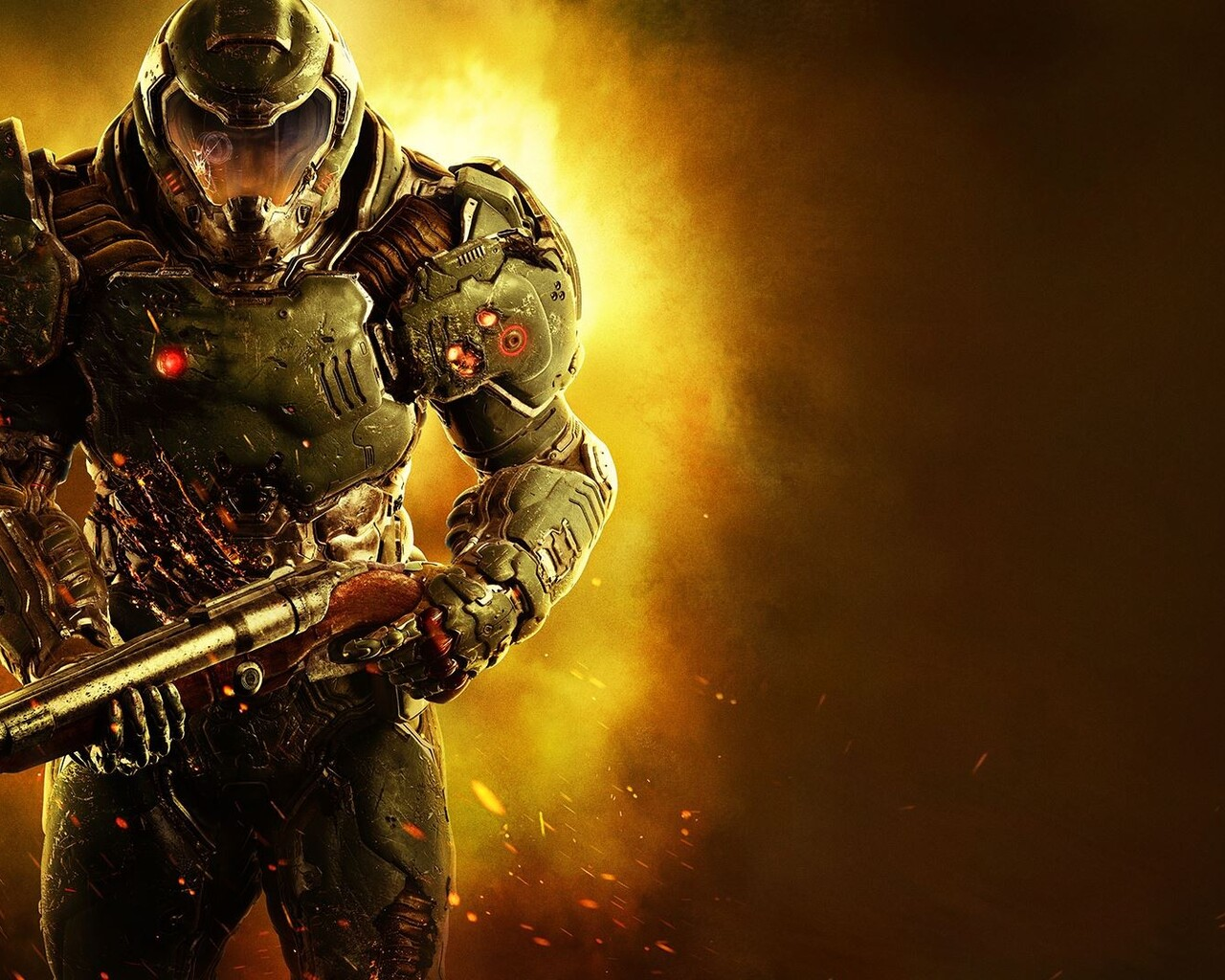 1280x1024 Doom Game HD Resolution 4k Wallpapers Images