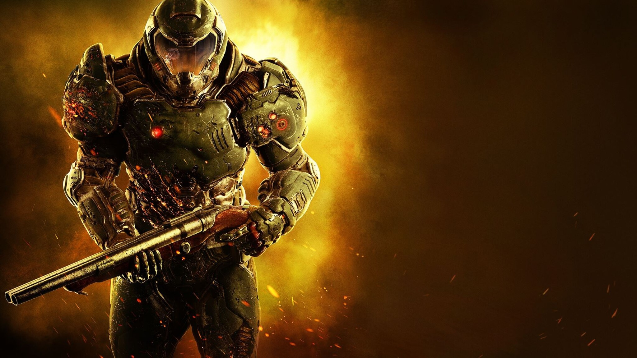 2048x1152 Doom Game HD Resolution 4k Wallpapers Images