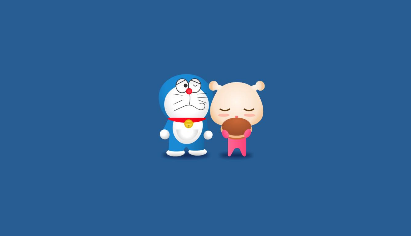 Download 200 Wallpaper Gambar Doraemon Vs Spongebob