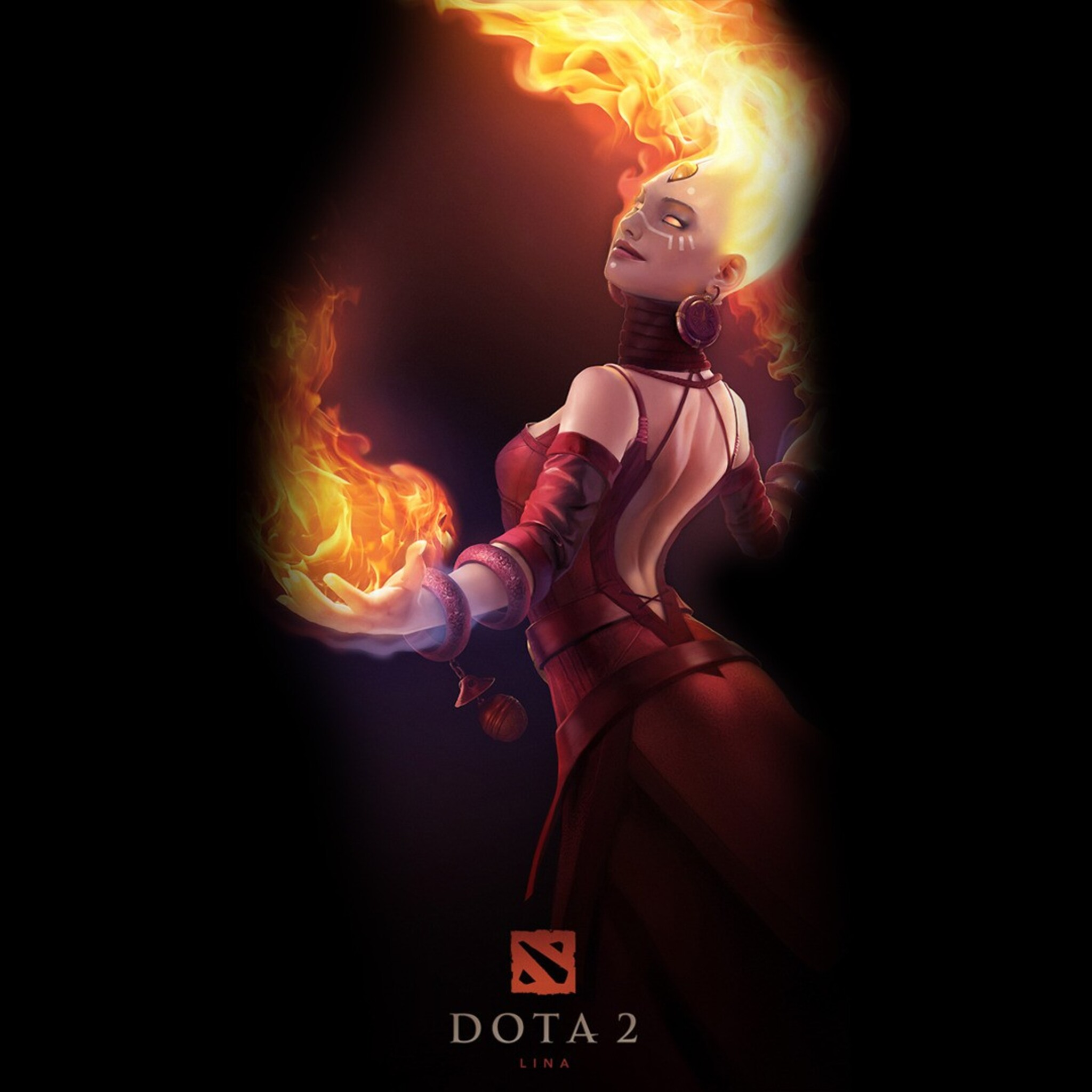 download dota 2 latest hd 4k wallpapers in 2048x2048 screen resolution