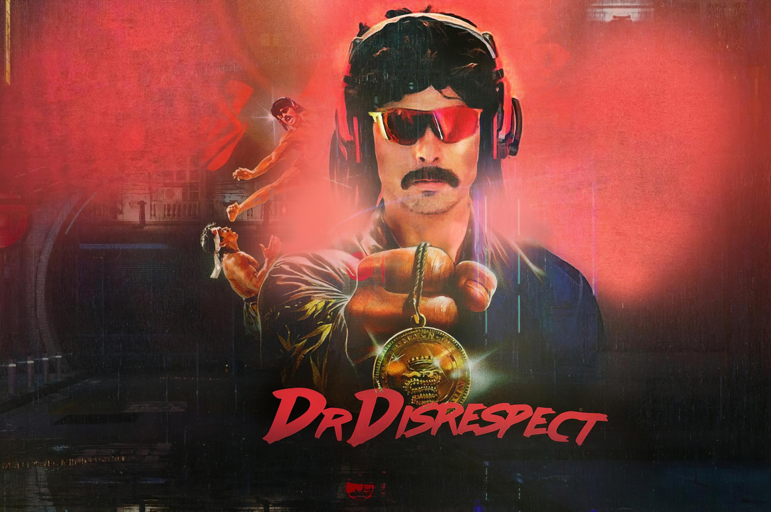 Dr Disrespect namesbiographystars