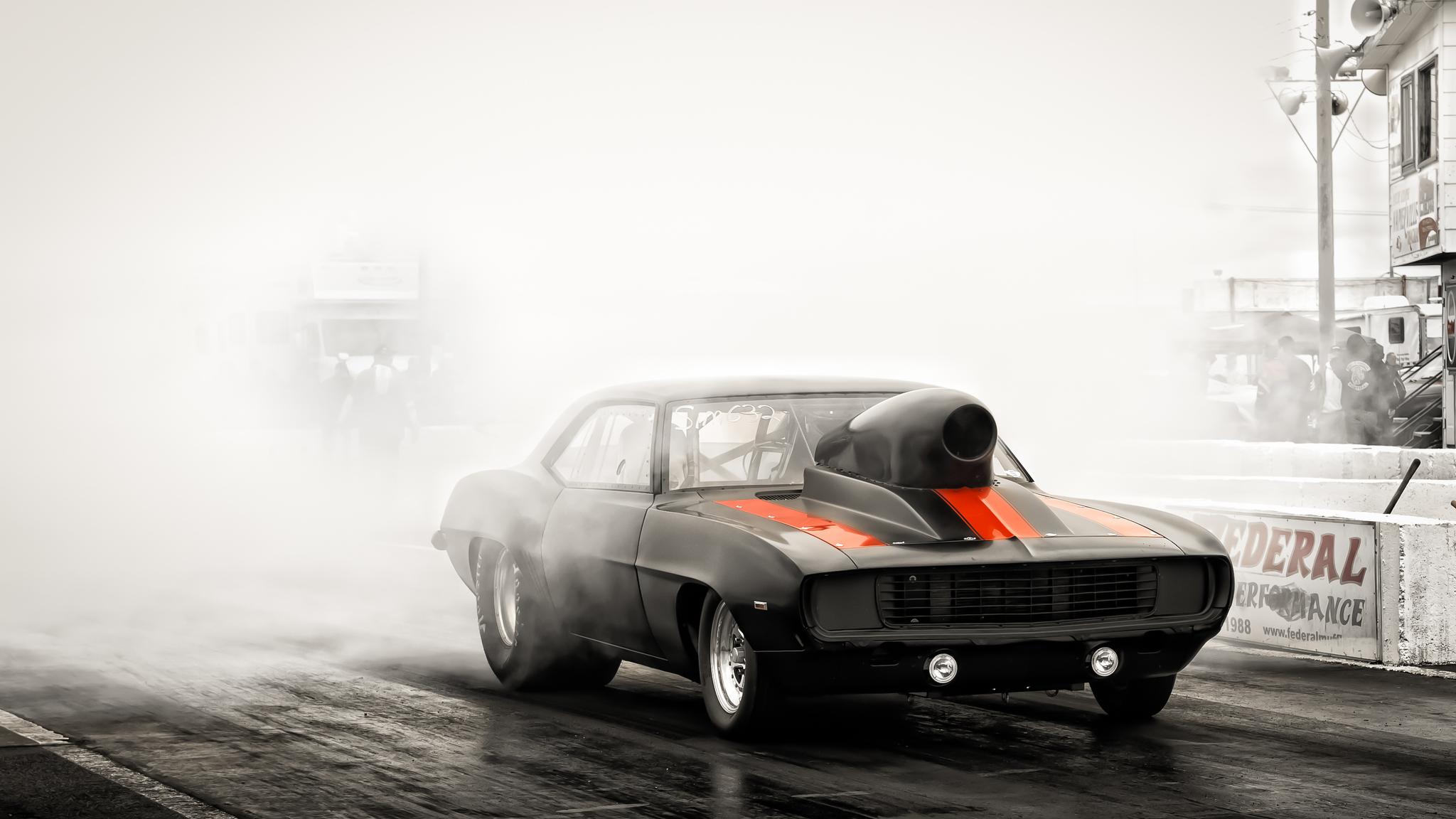 Funny Cars Drag Racing Games