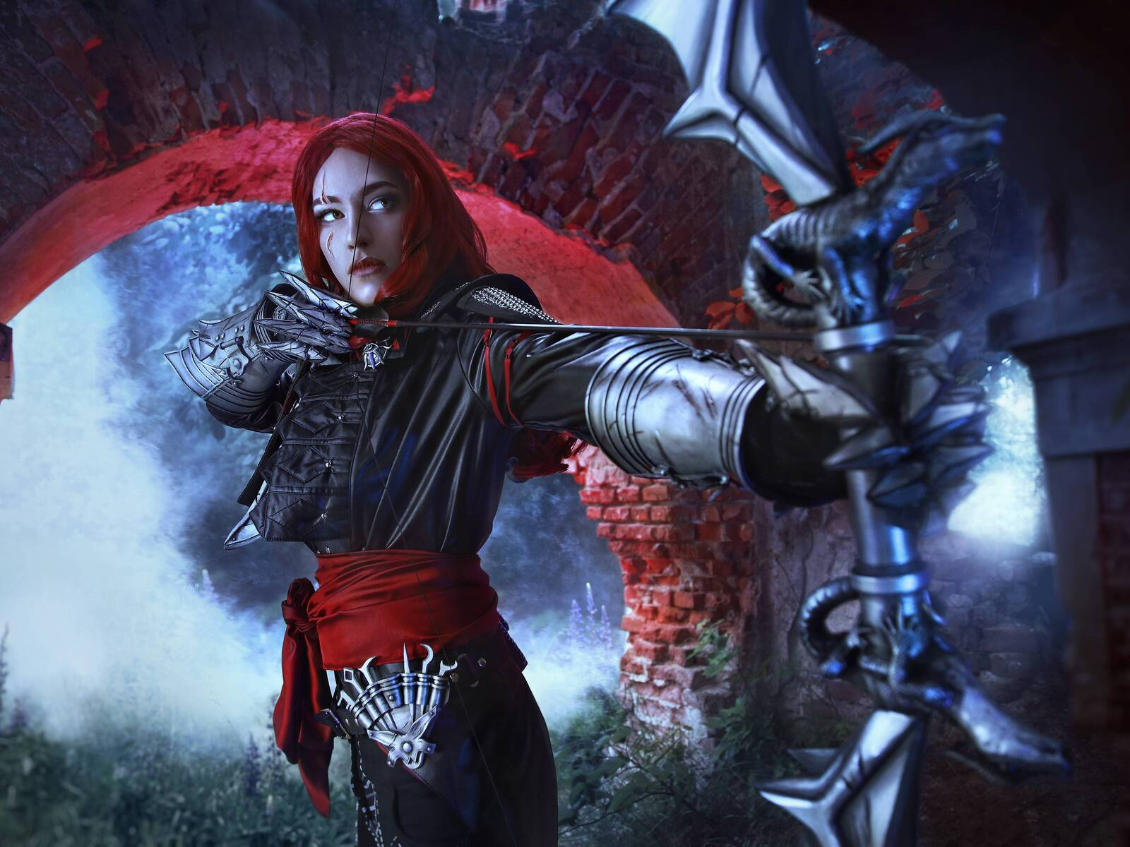 1600x1200 Dragon Age Inquisition Cosplay 1600x1200 Resolution Hd