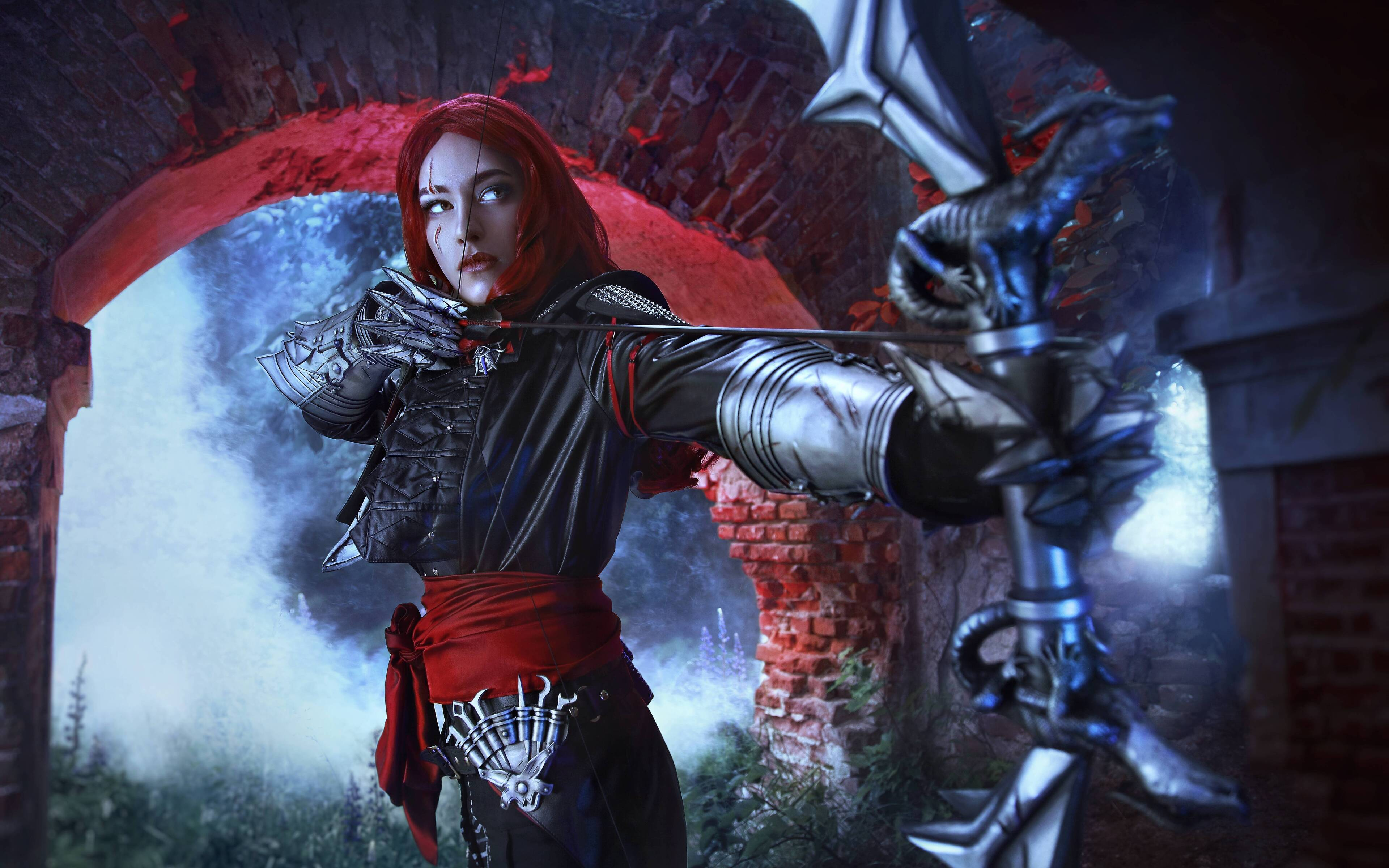 3840x2400 Dragon Age Inquisition Cosplay 4k Hd 4k Wallpapers