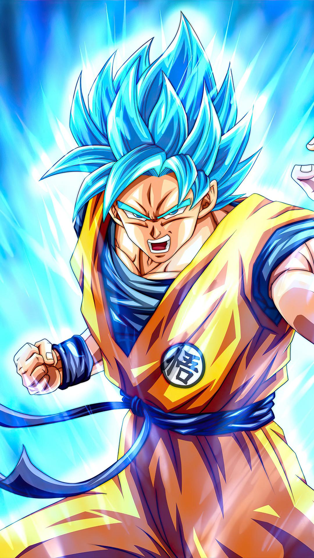 1080x1920 Dragon Ball Son Goku 4k Iphone 7,6s,6 Plus ...