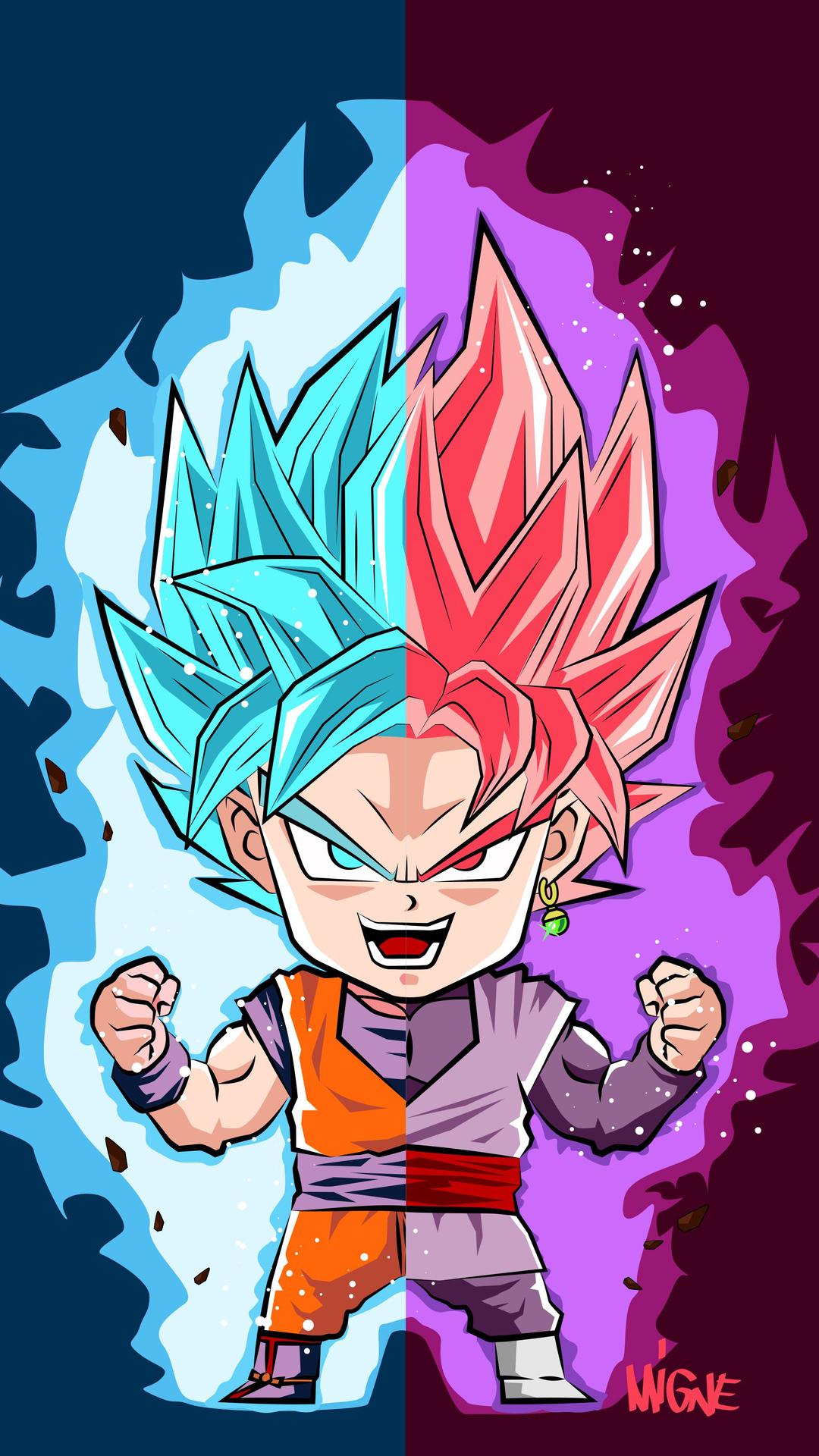1080x1920 Dragon Ball Super Art 4k Iphone 76s6 Plus Pixel