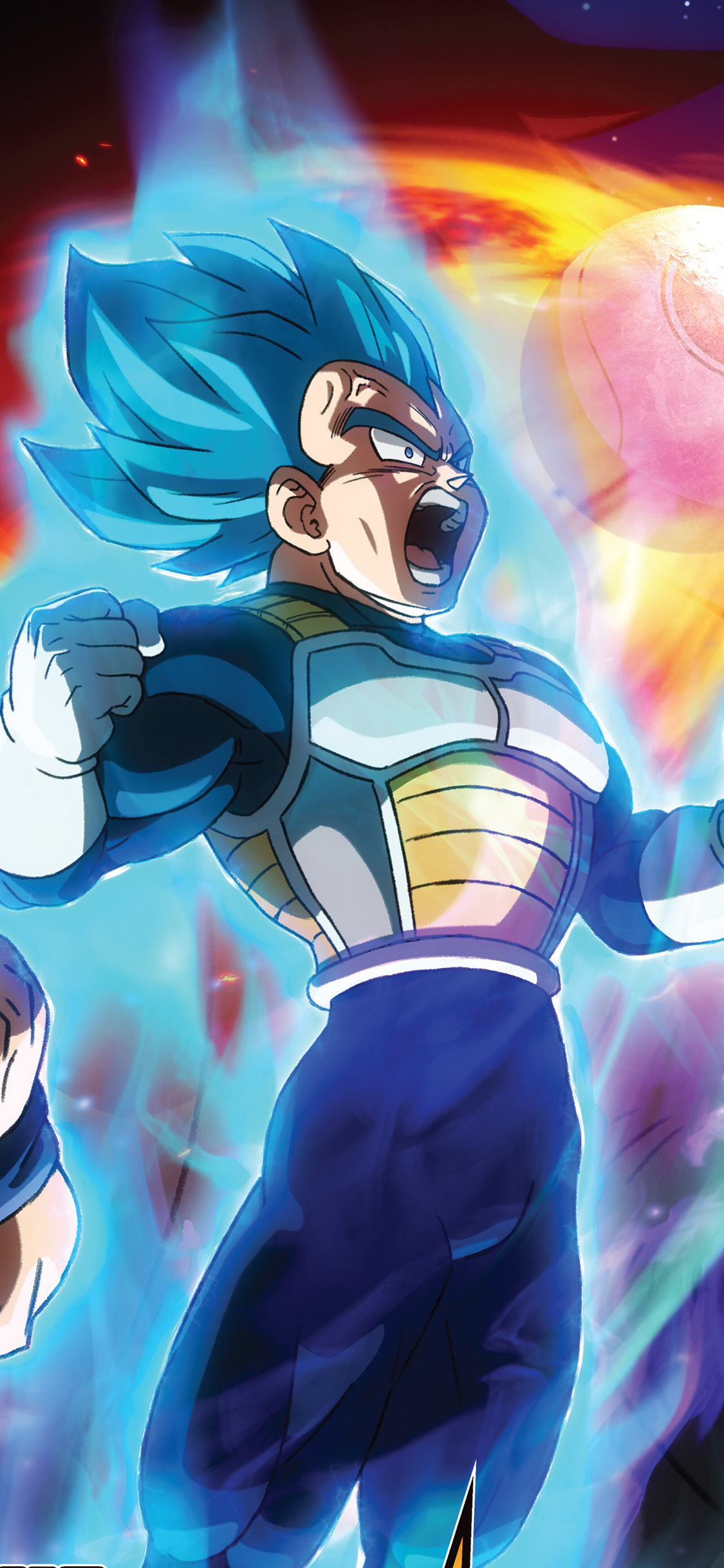 1125x2436 Dragon Ball Super Broly Movie 2019 Iphone Xs