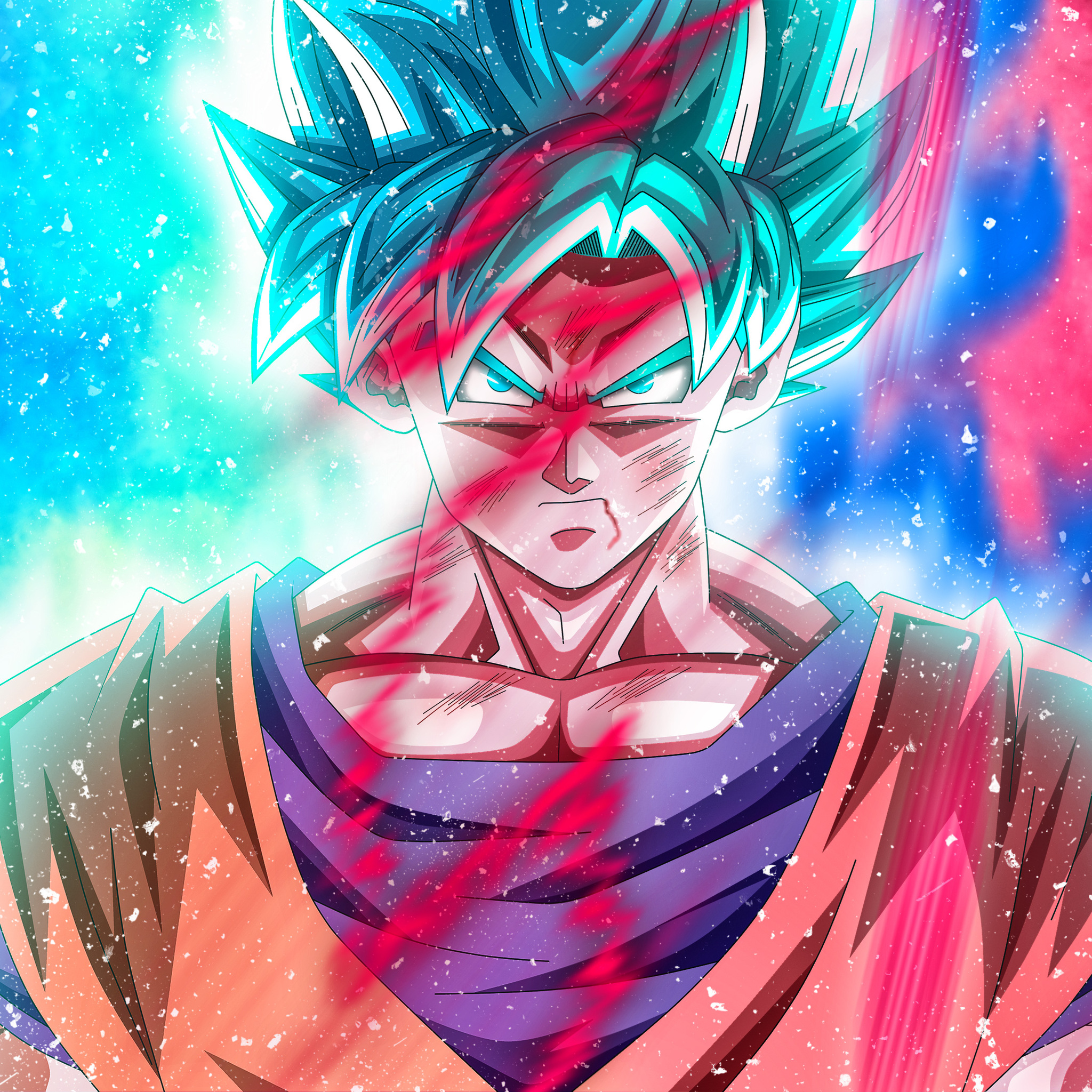Dragon Ball Super Christmas Wallpaper: 2048x2048 Dragon Ball Super Ipad Air HD 4k Wallpapers