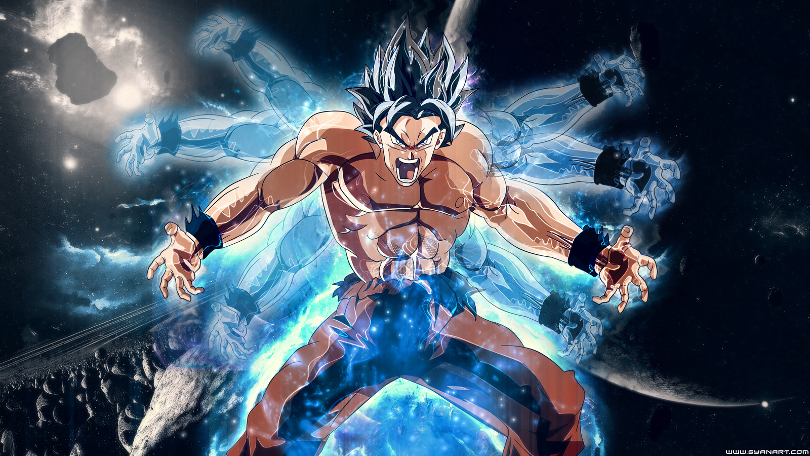 1600x900 Dragon Ball Super Goku 4k 1600x900 Resolution HD 4k