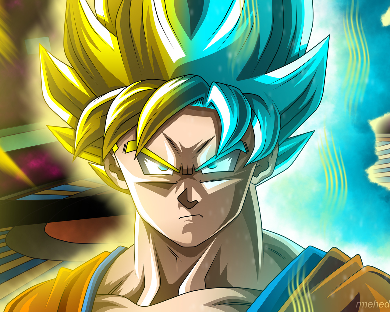 1280x1024 Dragon Ball Super Goku Hd 1280x1024 Resolution Hd 4k Wallpapers Images Backgrounds Photos And Pictures