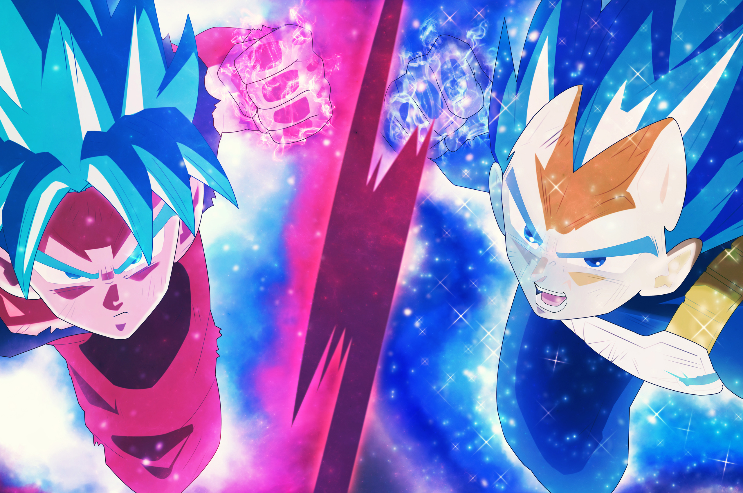 2560x1700 Dragon Ball Super Super Saiyan Blue 8k Chromebook Pixel Hd 4k Wallpapers Images Backgrounds Photos And Pictures