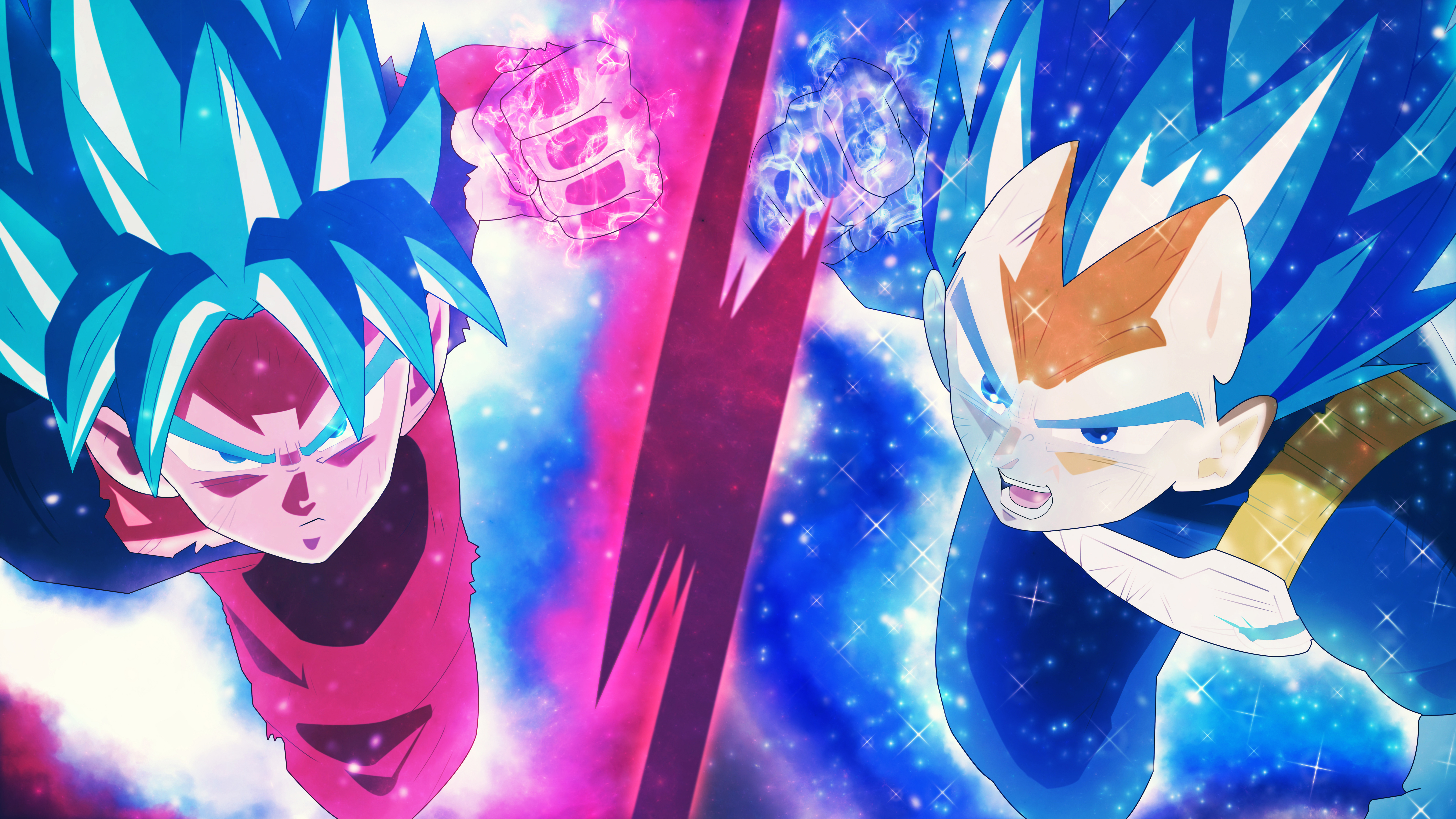 7680x4320 Dragon Ball Super Super Saiyan Blue 8k 8k Hd 4k