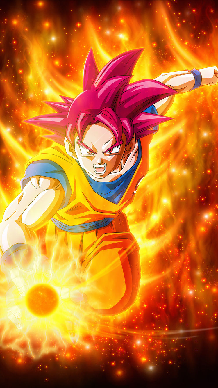 dragon ball super wallpaper for iphone
