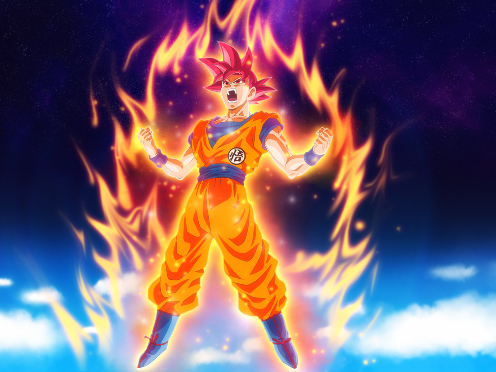 1600x1200 Dragon Ball Z Goku 1600x1200 Resolution Hd 4k Wallpapers Images Backgrounds Photos And Pictures