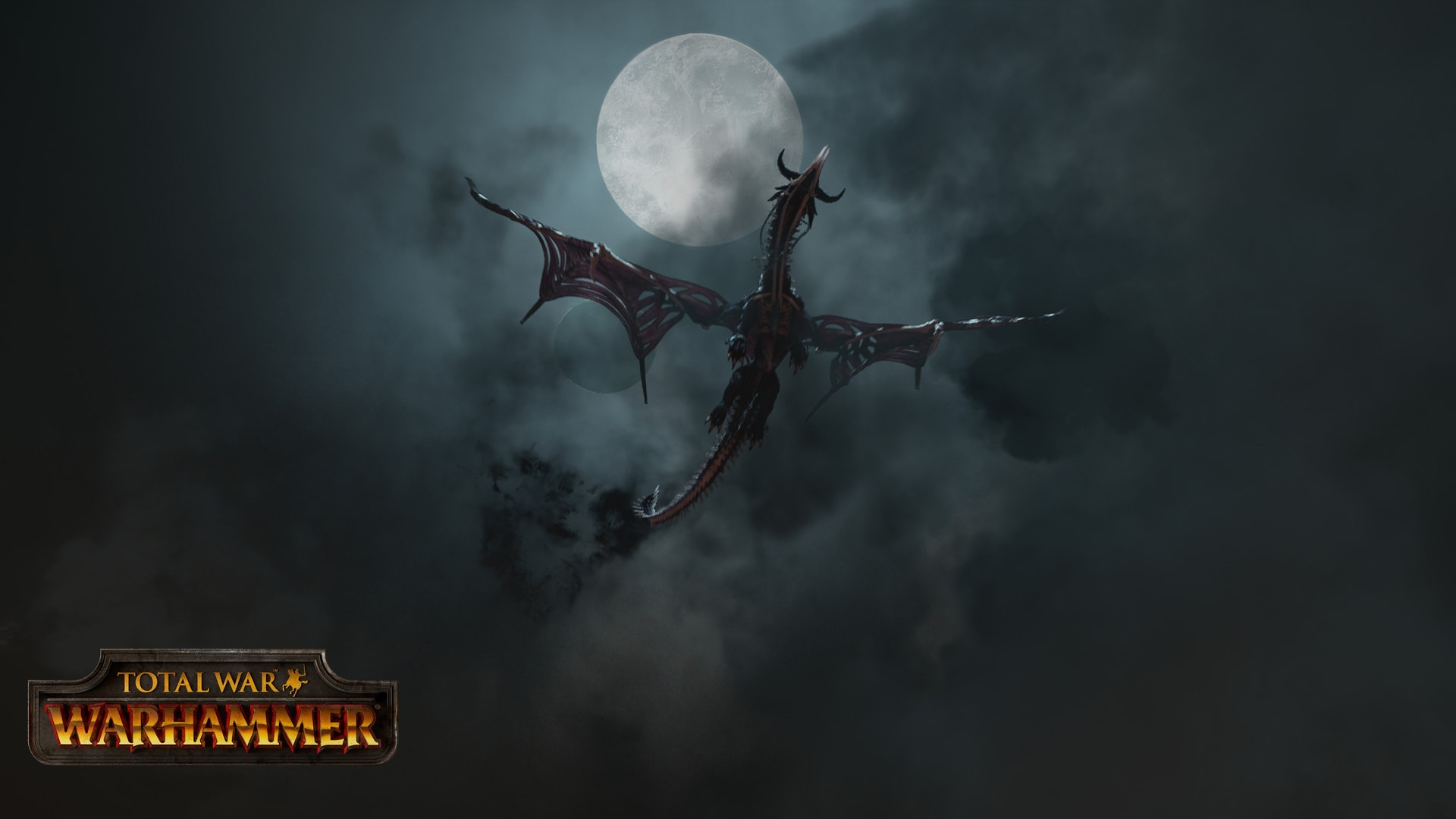 1920x1080 Dragon In Total War Warhammer Laptop Full Hd 1080p