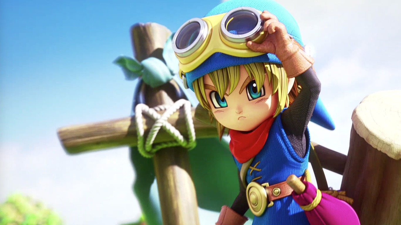 1366x768 Dragon Quest Builders 1366x768 Resolution Hd 4k Wallpapers Images Backgrounds Photos And Pictures