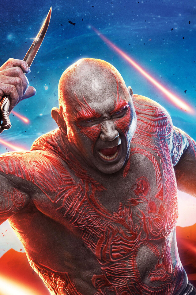 640x960 drax the destroyer guardians of the galaxy vol 2 - Guardians of the galaxy 2 8k ...