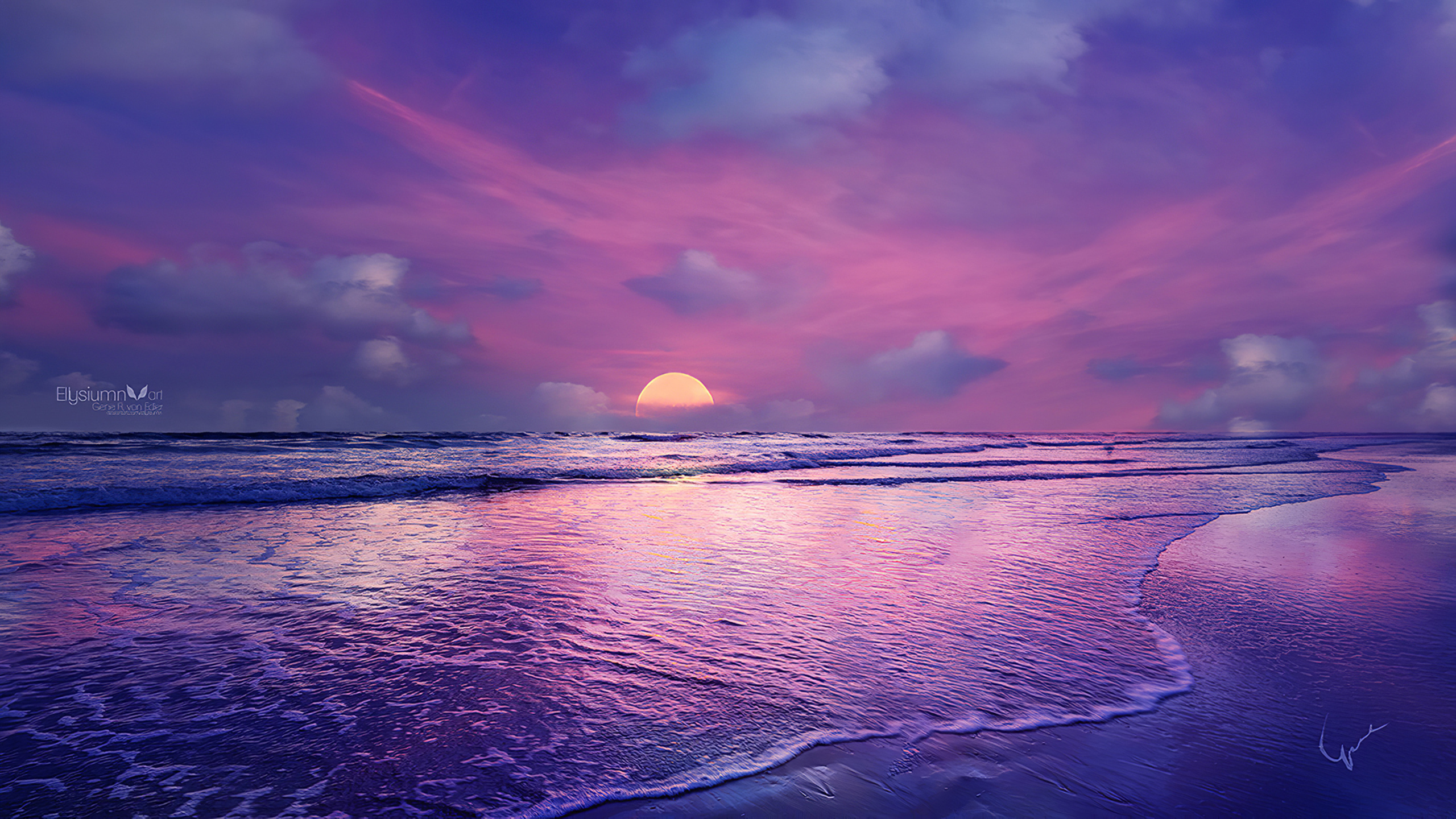 2560x1440 Dream Beach 1440p Resolution Hd 4k Wallpapers Images Backgrounds Photos And Pictures