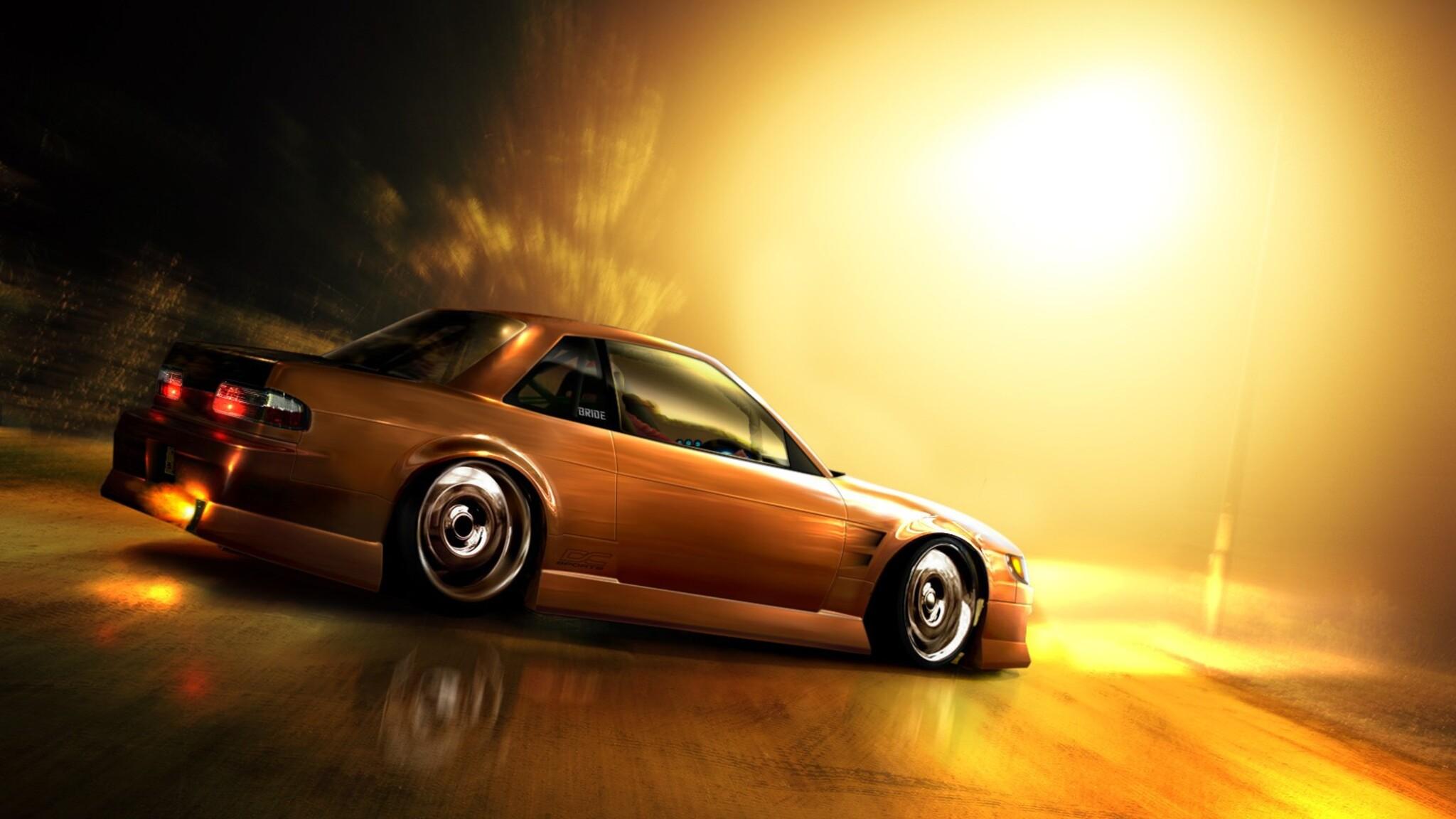 2048x1152 Drifitng Car Artwork 2048x1152 Resolution HD 4k ...