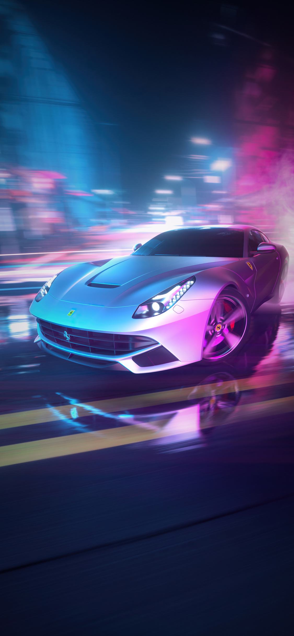 10+ Ferrari Drifting Wallpaper  Pics