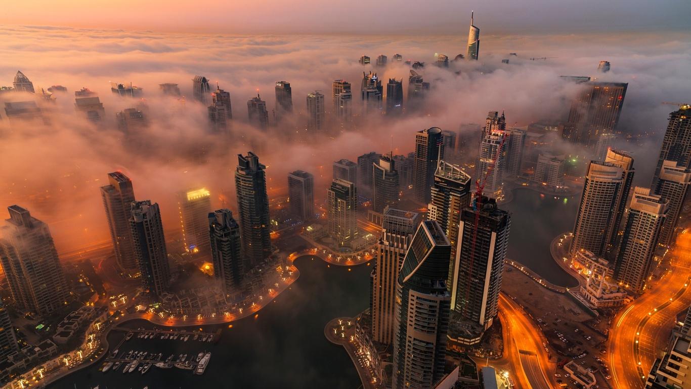 1366x768 Dubai Resolution HD 4k Wallpapers Images