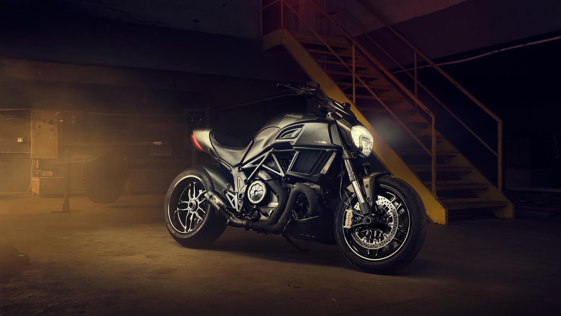 1920x1080 Ducati Diavel Carbon Laptop Full HD 1080P HD 4k