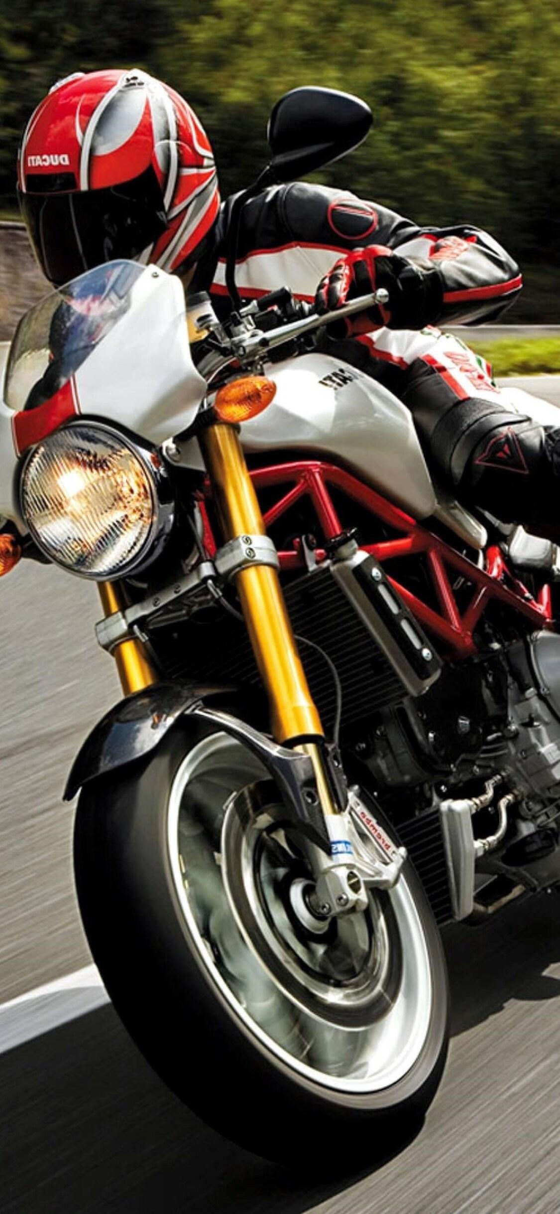 1125x2436 Ducati Monster S4r Iphone Xs Iphone 10 Iphone X Hd 4k