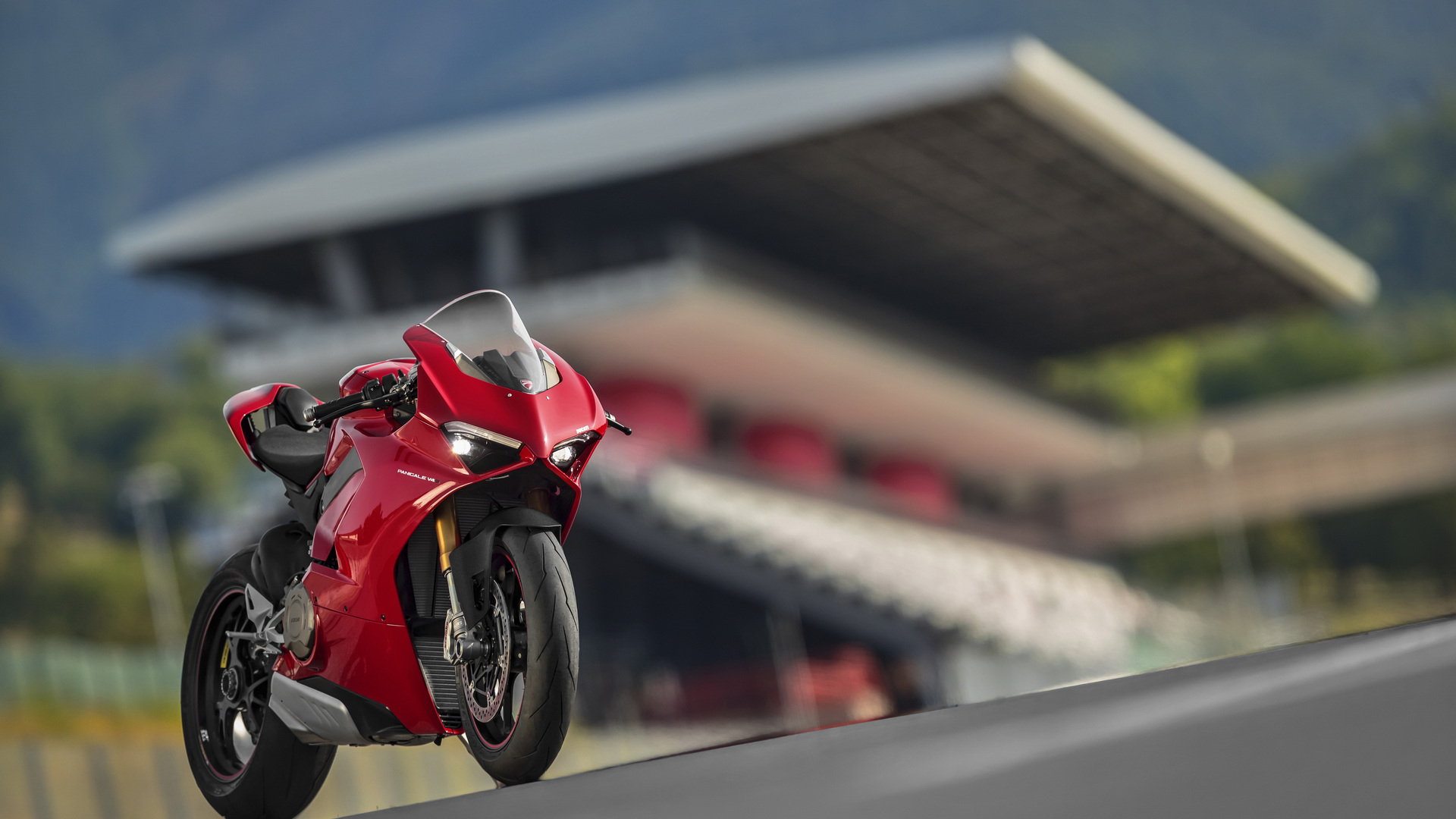 Ducati Panigale V Hd Wallpapers